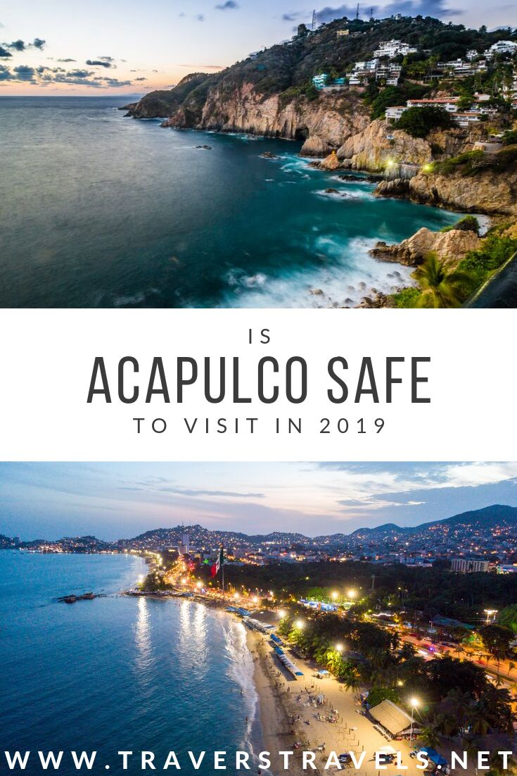 Is Acapulco Safe to Visit?  Mexico travel guides, Mexico travel, Acapulco
