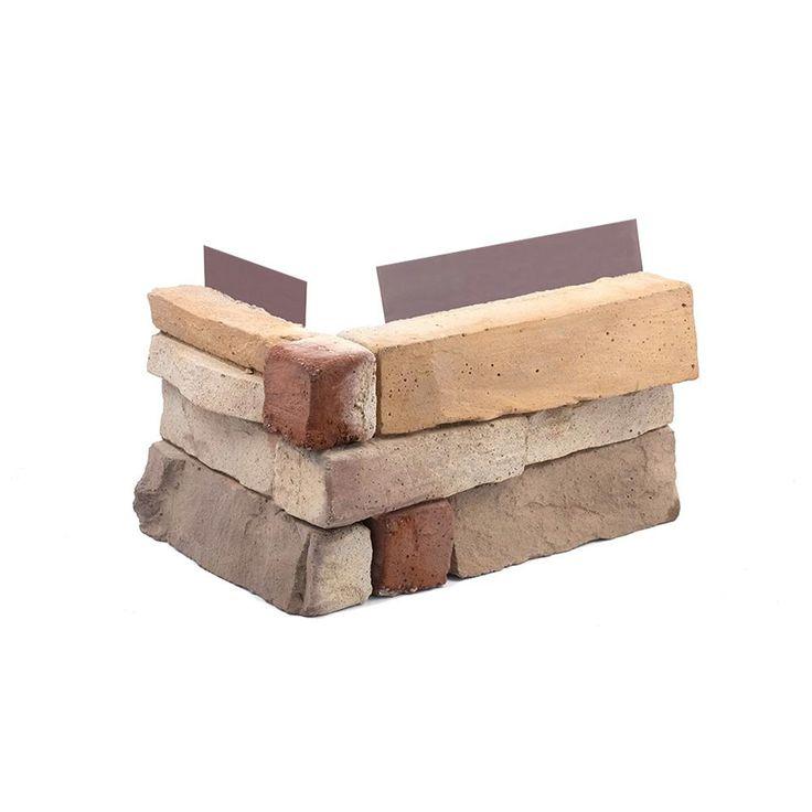 Adorn 15 In X 6 In Desert Tan Stone Veneer Siding Corners Dtcorner Stone Veneer Siding Stone Veneer Stone Veneer Panels