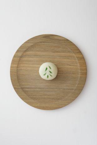 japanese sweets 「木彫り」