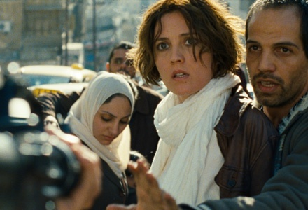 Inch'Allah | Canada (Québec) | 2012 | 101 minutes | Anaïs Barbeau-Lavalette | A Québec doctor discovers the heartbreaking absurdity of life in Israel's divided West Bank in this intense, politically charged drama from the producers of the Academy Award® nominated Incendies and Monsieur Lazhar.