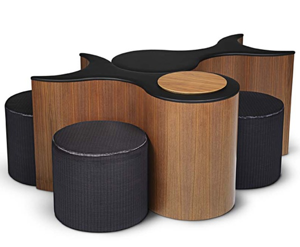 Superb Designed By Davide Tonizzo For U0027Arconasu0027, This Modular Style Seating  Arrangement Is Designed To Be Used In Public Spaces. Can Change The  Arrangement To Suit ... Awesome Design
