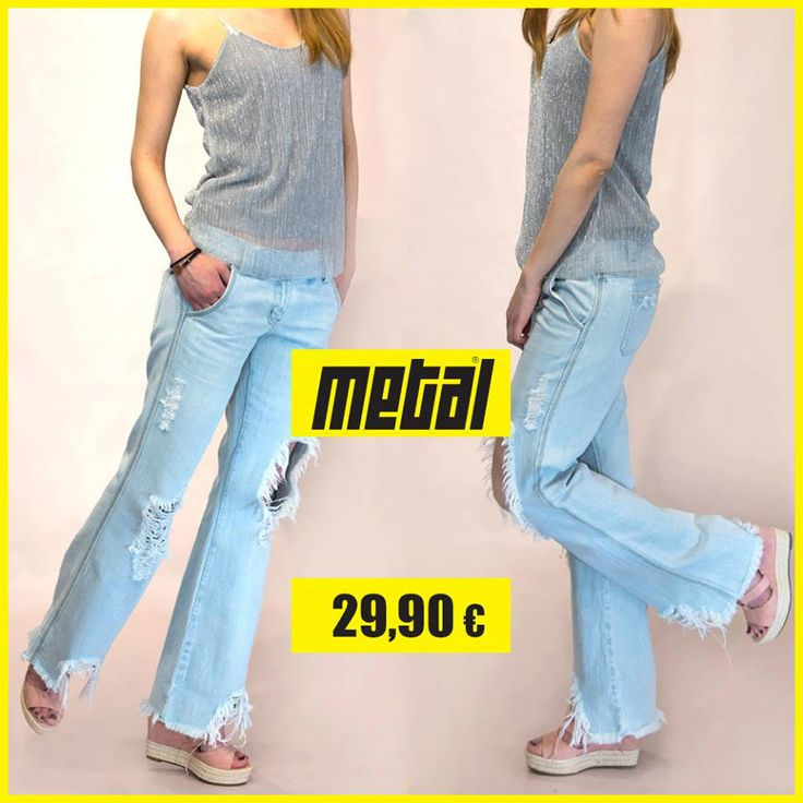 Summer loading... It's Shopping Time! ✌️ Give a girl the right jeans and she can conquer the world. --------------------------------------------------------------------------- Find out more: https://metal-deluxe.com/ #metal #metaldeluxe #fashion #jeans #denim #summer #summerjeans #womensfashion #womensclothes #womensjeans #girl #fashionista #style #stylish #icon #newarrivals