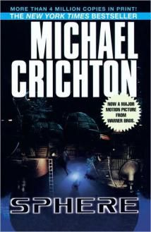 Have You Read ALL of Michael Crichton's Books?: 1987 - 'Sphere'