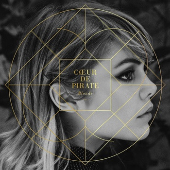 Album artwork from french canadian artist | Coeur de Pirate - Blonde