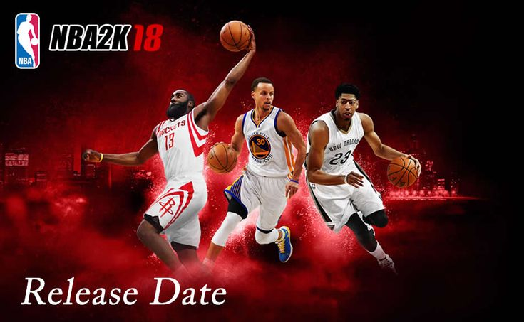 Games release dates
