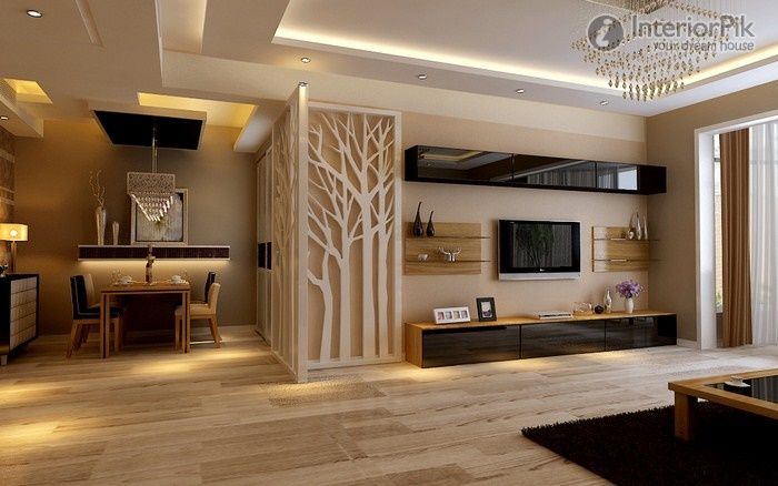 90000 to build modern minimalist living room effect chart greatly entire 2012 tv background wall decoration