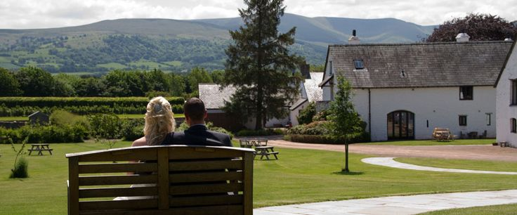 The Barn at Brynich | Wedding venue and meeting venue hire in Becon