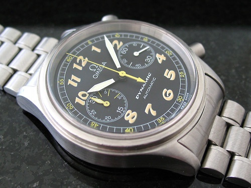 Often Forgotten Omega Dynamic Automatic Chronograph
