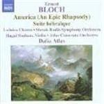 #Miscellaneous #xos_Records #shopping #sofiprice Ernest Bloch: America (An Epic Rhapsody); Suite hebraique - https://sofiprice.com/product/ernest-bloch-america-an-epic-rhapsody-suite-hebraique-21925666.html