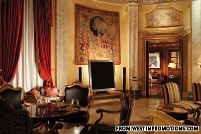 #8 Most expensive hotel in the world.
