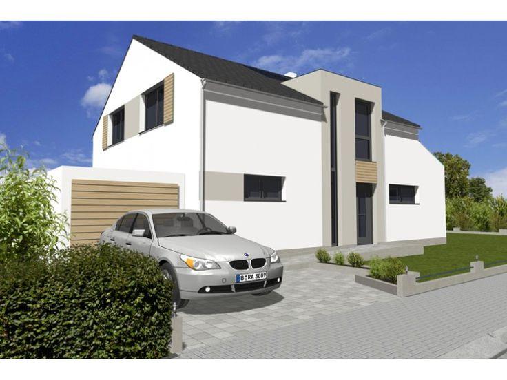 Independent 158 einfamilienhaus von stimmo hausbau gmbh for Hausbau einfamilienhaus