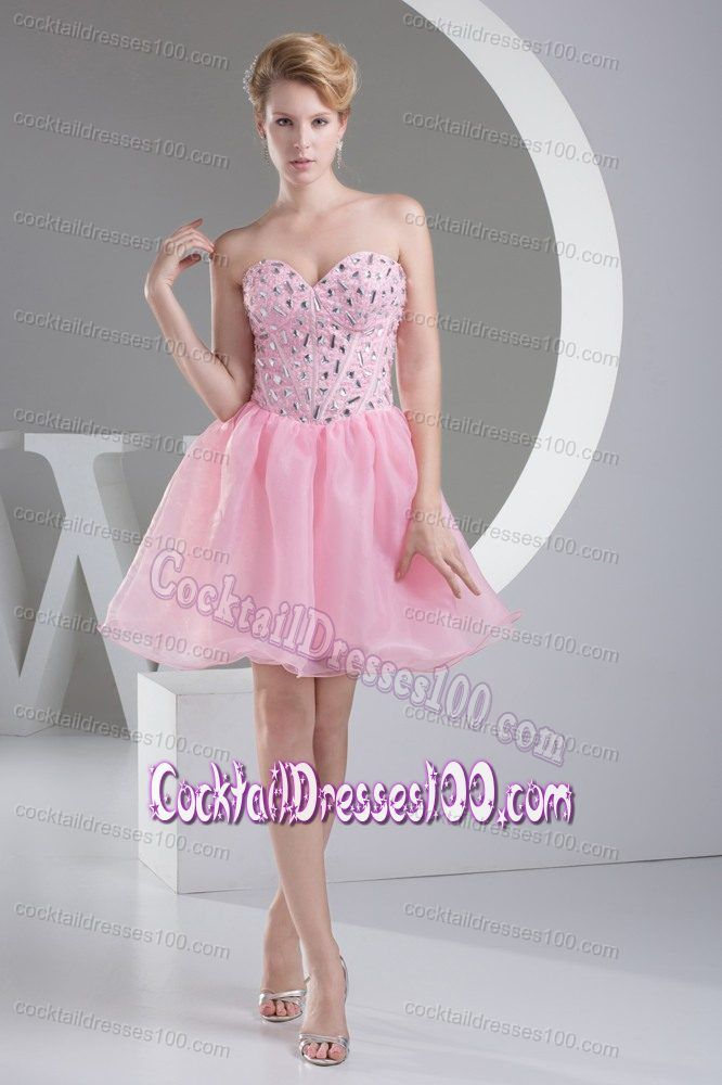 1000  images about Lovely Baby Pink Cocktail Dresses on Pinterest ...