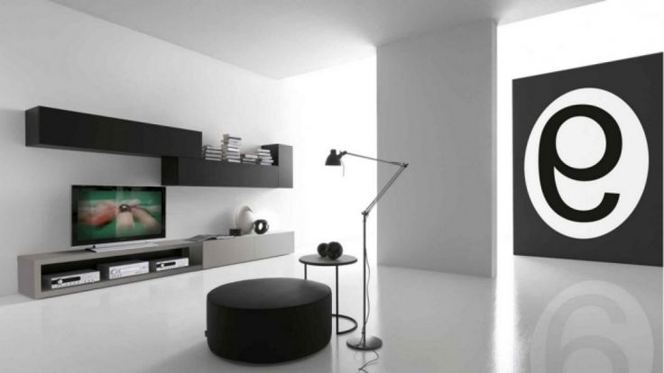 Wandregal Designs Presotto Wohnzimmer - Design