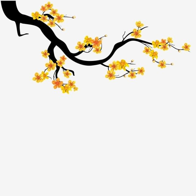 Watercolor Sakura Frame Background With Blossom Cherry Tree Branches Branch Clipart Sakura Blossom Png And Vector With Transparent Background For Free Downlo Pebble Art Tree Painting Cherry Tree