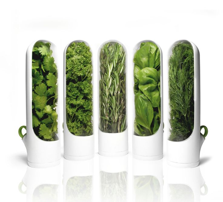 Prepara Herb Containers. Keeps herbs fresh for up to 3 weeks.Kitchens, Ideas, Minis Dog Qu, Herbs Savor, Herbs Fresh, Savor Pickup, Prepara Minis, Pickup Sets, Minis Herbs