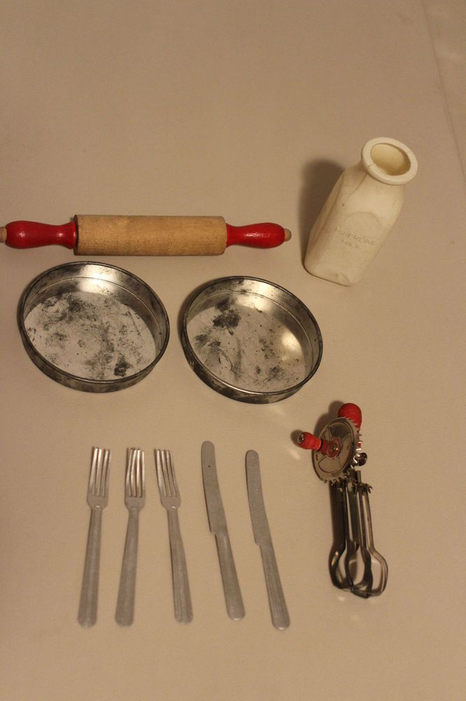 1000 Images About Vintage Toy Kitchen Utensils On