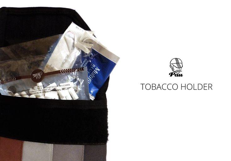 Tobaco holder by thePAUbag on Etsy