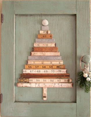 49 Best How To Decorate A Wooden Ladder For Christmas