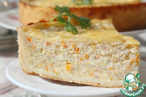 """Рыбный пирог """"Дежурный"""" Пирог как основное блюдо или как перекус - делаю с различной рыбой - щукой, тилапией, пангасиусом - всегда вкусно! Особенно вкусно в холодном виде, очень хорошо с собой на пикник, дети едят с удовольствием, сытно и не тяжело - пробуем?"""