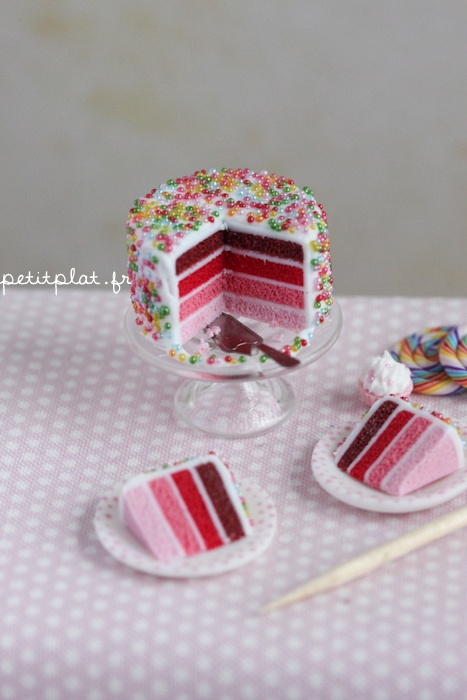 PetitPlat Handmade Miniature Food