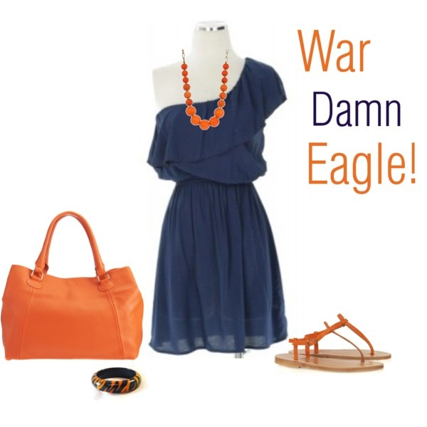 Outfit -- Auburn University Tigers