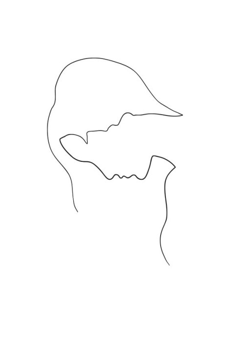 As ilustrações minimalistas de Chris Tornley