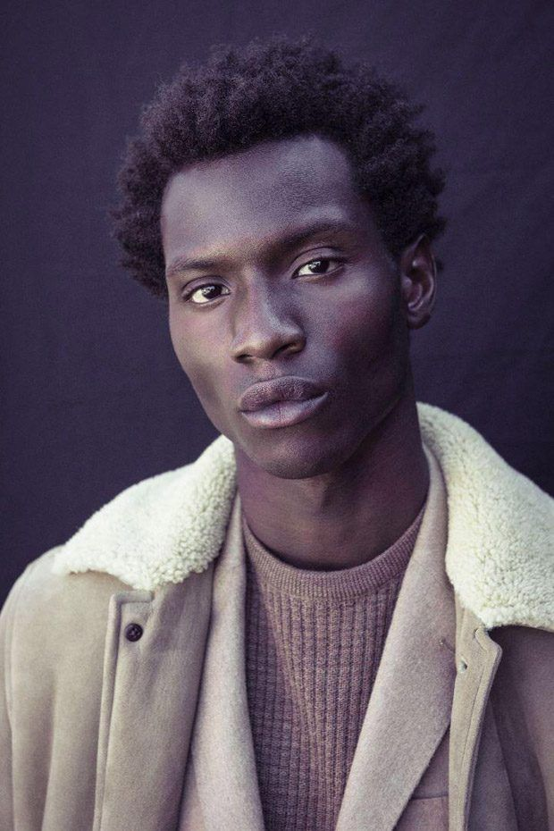 Adonis Bosso Stars in Todd Snyder Suiting Fall 2016 Lookbook