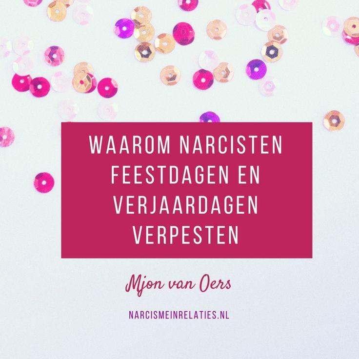 Het gedrag van narcistische mensen kan echter extreem verergeren rond de feestdagen. Speciale gebeurtenis zoals feestdagen, verjaardagen en elke andere speciale gelegenheden weten te ze te verpesten.