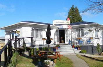The French Cafe, Taupo. YUM
