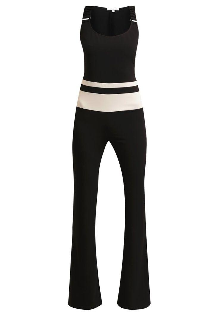 10 ideen zu jumpsuit schwarz auf pinterest overall. Black Bedroom Furniture Sets. Home Design Ideas