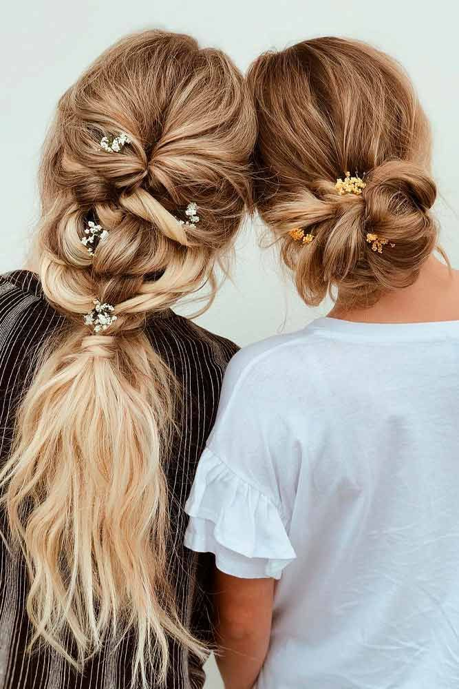51 Easy Summer Hairstyles To Do Yourself Hair Styles Boho Wedding Hair Bohemian Hairstyles
