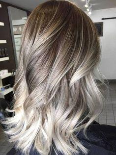 Best 25 platinum blonde highlights ideas on pinterest platinum platinum blonde highlights on dark blonde hair 60 balayage hair color ideas with pmusecretfo Choice Image