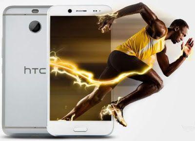 HTC Bolt Smartphone yang di Harapkan Mampu Menandingi Kecepatan Pelari Tercepat di Dunia Usain Bolt