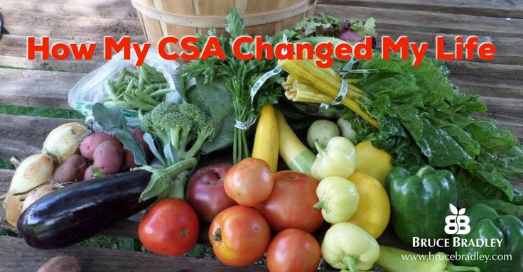 Bruce Bradley shares his thoughts on CSAs, how they can help change your food habits, and how to find a great, local farm.... [Read more]