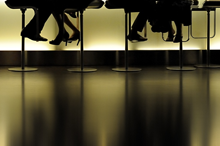 #CLUB, make you floor shiny