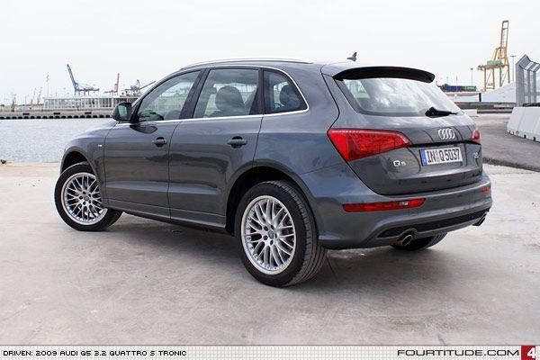 Driven: 2009 Audi Q5 3.2 quattro S tronic - Fourtitude.com