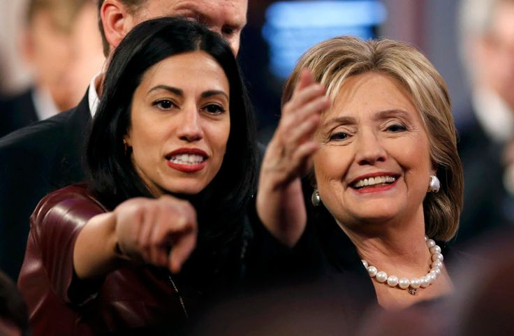 """WASHINGTON — Hillary Clinton's longtime aide said her boss is """"often confused"""" and needs plenty of guidance to understand the schedule, according to fresh emails out Monday. Judicial Watch, a conse..."""