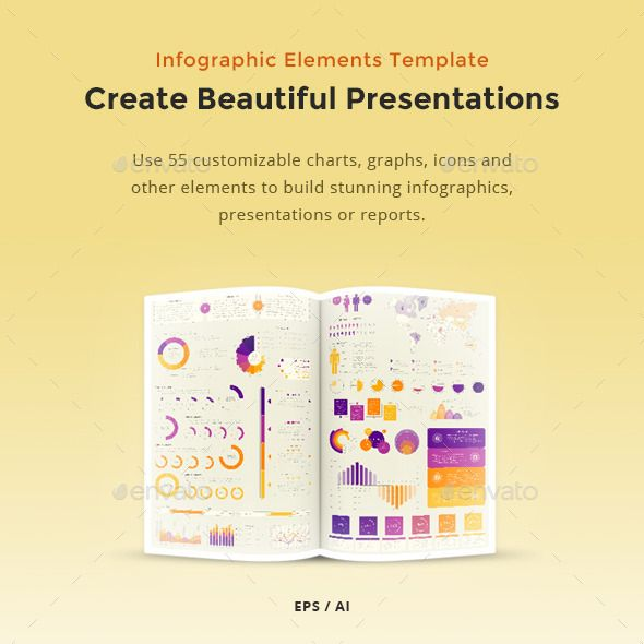 Infographic Elements Template - Vector Pack | GraphicRiver