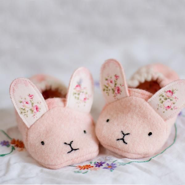 Wild Thing Baby Shoes - A delightful sewing pattern for the sweetest feet around!