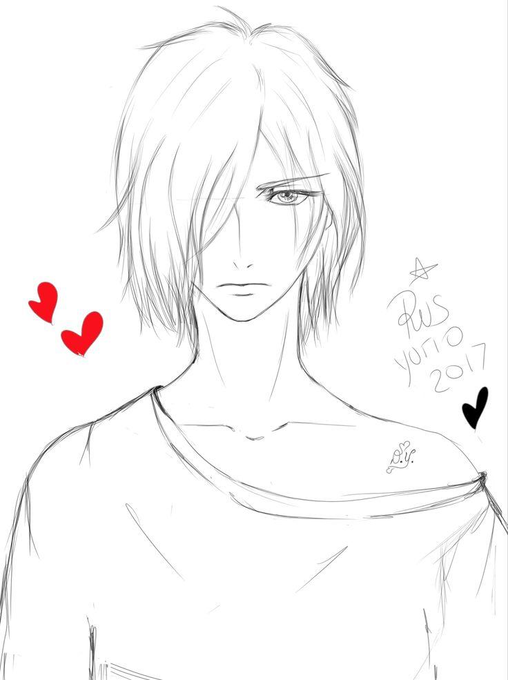 Yurio sowed sketch by RisB