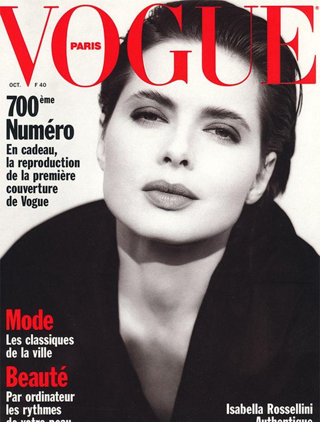 Изабелла Росселлини: фото, биография | Мода | Новости | VOGUE