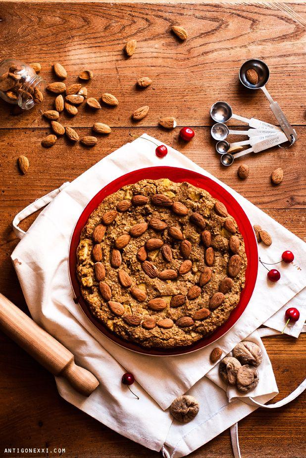 Le gâteau du goûter (vegan & sans gluten) - Antigone XXI