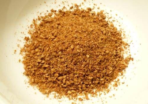 GOMASIO este prinicipalul condiment folosit la masa in dieta macrobiotica - acea dieta bazata pe cereale integrale si legume, cu eficienta dovedita in intarirea