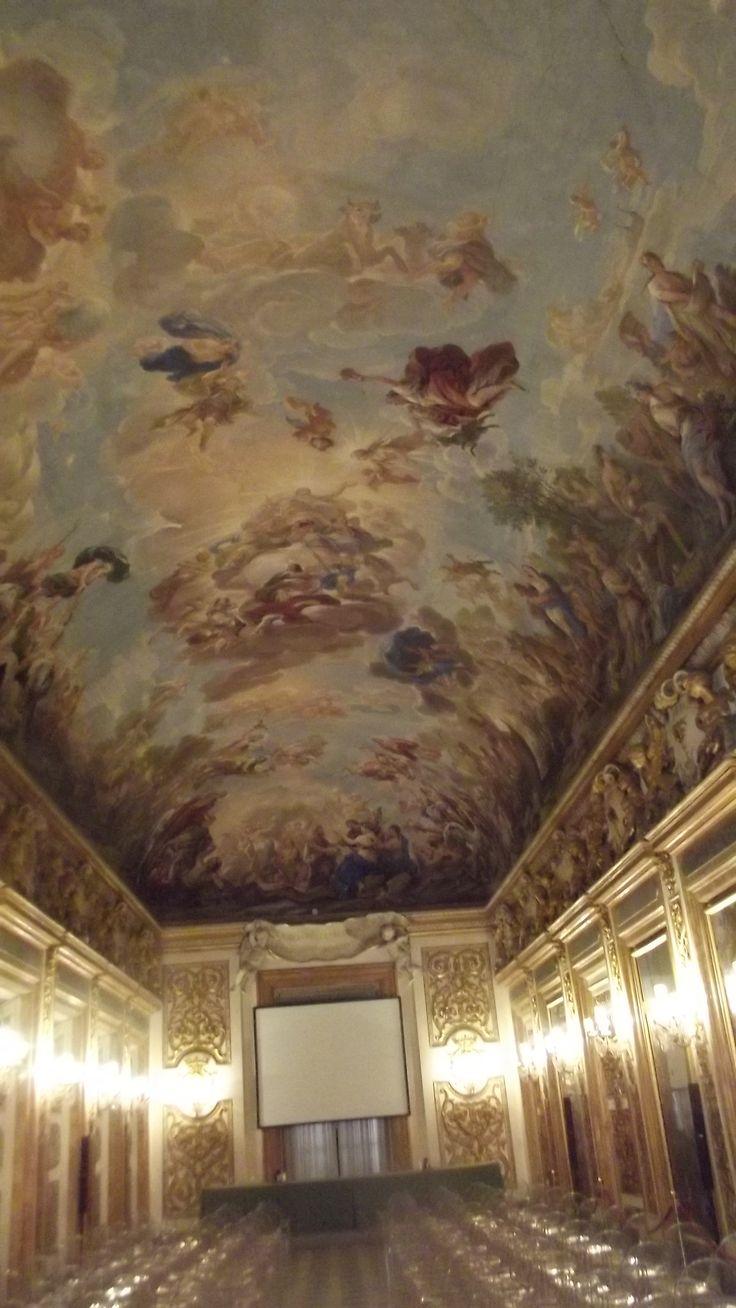 Capolavoro del barocco toscano. Luca Giordano, salone del palazzo Medici-Riccardi