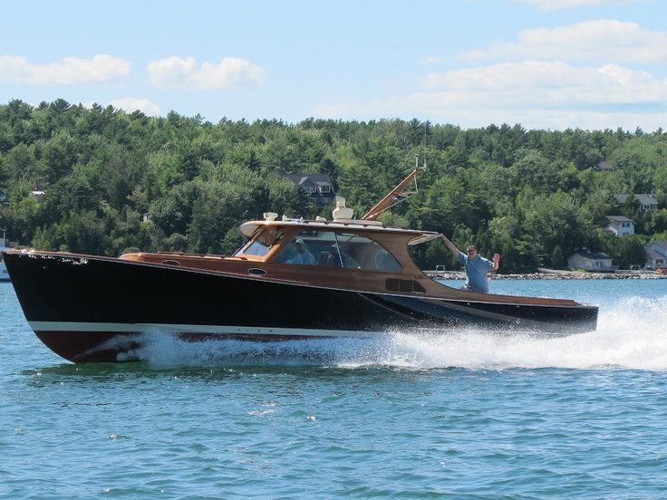 Highly custom picnic boat mk iii the ultimate of them all for Picnic boat plans