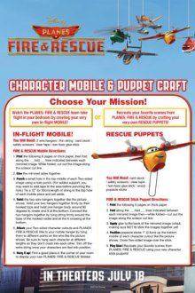 """Planes Fire and Rescue will be released in theaters July 18, 2014. This movie continues the story of Dusty and his travels """"""""Planes: Fire & Rescue"""" is a new comedy-adventure about second …"""