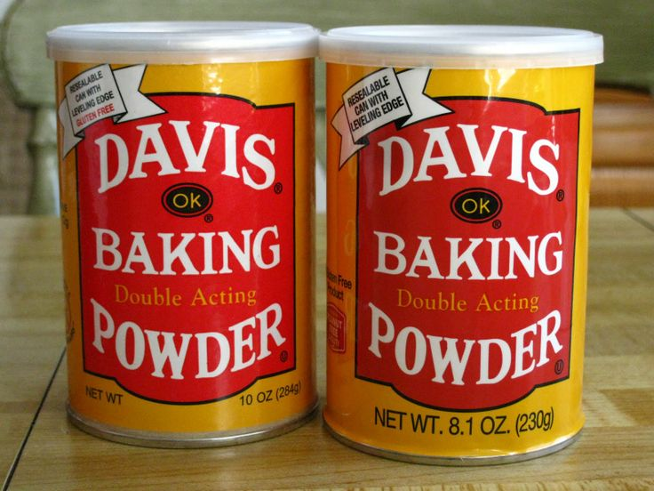 Cake With Baking Soda Instead Of Baking Powder