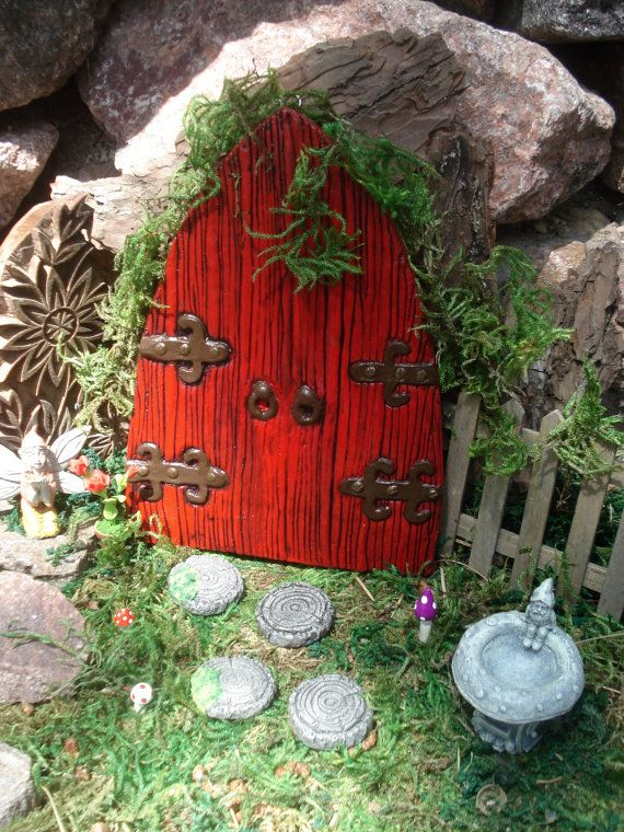 512 best fairy miniature garden supplies images on for Miniature fairy garden doors