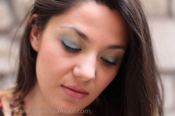 #Chanel Été Papillon #makeup