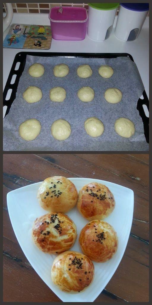 Mayalı Poğaça Tarifi (Benim Özel tarifim Anne Tarifi) - jellyfish cookies